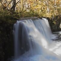 魚止めの滝 その2