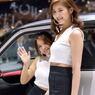 東京モーターショー2015の女神たち ×2