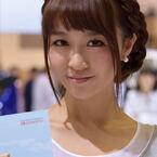 東京モーターショー2015の女神たち DAIHATSU 1