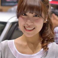 東京モーターショー2015の女神たち DAIHATSU 2