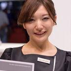 東京モーターショー2015の女神たち SUBARU 1
