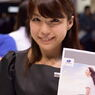 東京モーターショー2015の女神たち SUBARU 2
