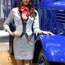 東京モーターショー2015の女神たち ISUZU