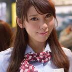 東京モーターショー2015の女神たち MINI 1