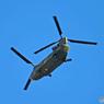 ☮休憩タイム(302)本日ベランダから、撮れたヘリ