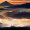 霊峰富士・4 『陰・陽』