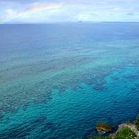 ふなうさぎバナタの虹と座礁船