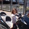 バイクでGO!