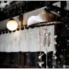 「みんな雪の中01」 小江戸川越散歩101
