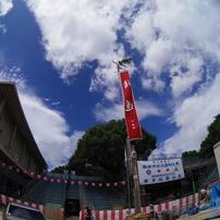 博多祇園山笠 2016 追山ならし