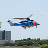 長野県警ヘリAgusta AW139 JA220E「やまびこ2号」
