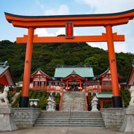 福徳稲荷神社 ①