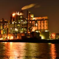 北九州工業地帯工場夜景写真集