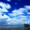 有明海の空