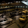 [Mercedes 221] メルセデス博物館 館内風景