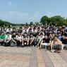 【夏合宿2016】集合写真@海ノ中道海浜公園