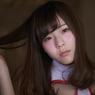少女A 髪ぱらっと2