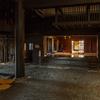 奈良邸・大黒柱