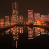 night of Yokohama...
