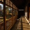 奈良邸・縁側