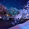 雪夜景・彦根城 Ⅱ