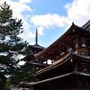 金堂と五重塔 法隆寺