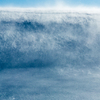 雪原のBig Wave