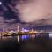 大桟橋からの眺望