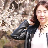 モデル(田口莉子)1