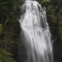 自然 景色 滝