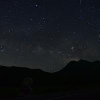 くじゅうの星空に魅せられて