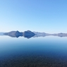 朝の裏洞爺湖
