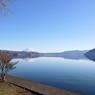 朝の洞爺湖から羊蹄山を Ⅰ