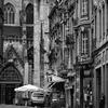 Monochrome Days in Western EURO