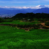 富士のある風景