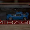hpi MIRAGE 1/43 Ford RS200 Blue