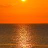 能登の夕陽