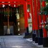 gateway to a Shinto shrine