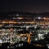 水島工場夜景2017