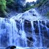白山白川郷ホワイトロードの滝