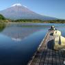 富士山独り占め -163T