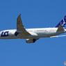 「良い空~」 LOT 787-8 SP-LRA 離陸です