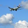 ☮伊丹空港に行って来ました・ ☮J-AIR良い雲