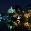 金沢 兼六園の夜