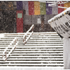 「みんな雪の中03」小江戸川越散歩141