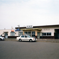 江差駅(2013年)