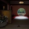 鎌倉 明月院 円窓の秋