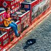 街角の歌うたい