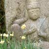 般若寺の石仏さん