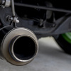 Honda Beat RSマッハ N1 セミチタン マフラー | 6